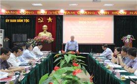 Ủy ban Dân tộc: Tiếp tục đổi mới căn bản về chất và lượng trong cải cách hành chính