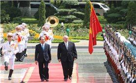 Việt Nam rất tự hào có một người bạn, một đối tác như Australia