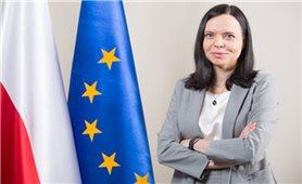 """Đại sứ Ba Lan nhận Kỷ niệm chương """"Vì hòa bình hữu nghị giữa các dân tộc"""""""