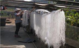 Làng nghề miến dong Bình Lư