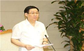 Phó Thủ tướng đốc thúc đầu tư công: 'Không phải họp xong rồi để đấy'
