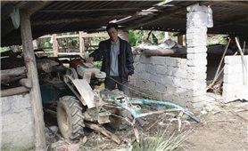 Người dân Hùng Sơn đứng trước nguy cơ tái nghèo