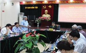 Hội nghị triển khai Quyết định của Bộ Chính trị về kiểm tra kết quả thực hiện Nghị quyết TW4 Khóa XII gắn với việc thực hiện Chỉ thị số 05 của Bộ Chính trị