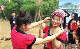 """Tái hiện Lễ hội Xăng Khan của người Thái tại """"Ngôi nhà chung"""""""