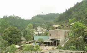 Tình đoàn kết và những căn nhà kiên cố ở Sín Pao Chải