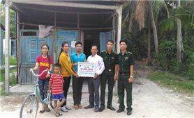 Bộ đội Biên phòng tỉnh An Giang: Những việc làm thắm tình quân dân