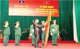 Góp phần gìn giữ, vun đắp tình hữu nghị, đoàn kết đặc biệt Việt Nam-Lào