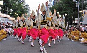 Những lễ hội mùa hè hấp dẫn nhất ở Nhật Bản