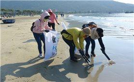 Bảo vệ biển trước nguy cơ ô nhiễm rác thải nhựa