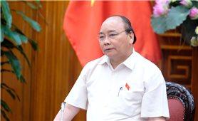 Thủ tướng làm việc với lãnh đạo tỉnh Bình Thuận