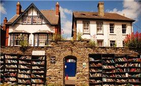 Thị trấn sách có một không hai trên thế giới