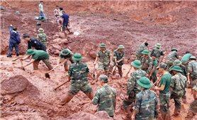 Tỉnh Lai Châu: Dồn toàn lực khắc phục hậu quả mưa lũ