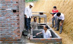Sử dụng nhà tiêu hợp vệ sinh: Quan trọng là nâng cao nhận thức cho người dân