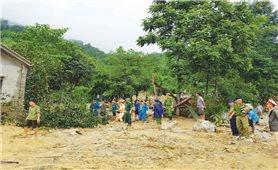 Các tỉnh Bắc Trung Bộ: Gồng mình khắc phục bão lũ