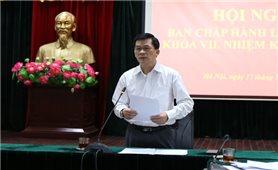 Đảng ủy cơ quan Ủy ban Dân tộc: Tiếp tục thực hiện tốt công tác xây dựng Đảng