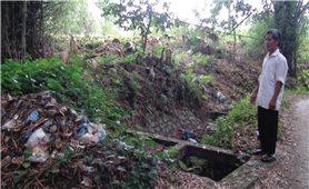 Lục Yên (Yên Bái): Rác thải đang hủy hoại môi trường