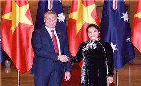 Tăng cường hợp tác nghị viện Việt Nam-Australia