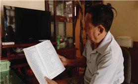 Người tâm huyết lưu giữ ngôn ngữ dân tộc Thái