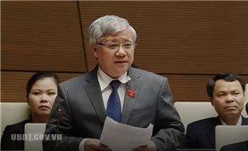 TRỰC TIẾP: Bộ trưởng, Chủ nhiệm Ủy ban Dân tộc trả lời chất vấn