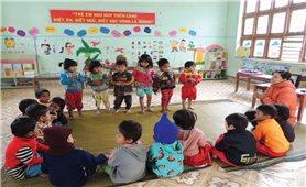 Tây Giang (Quảng Nam): Nâng cao chất lượng giáo dục mầm non