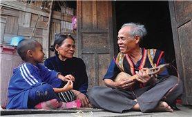 Nghệ nhân Kôn Hưm với văn hóa Pa cô