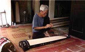 Ngôi làng của những loại nhạc cụ dân tộc