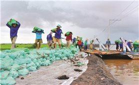 Đồng bằng Sông Cửu Long: Cảnh giác ứng phó với thiên tai bất thường