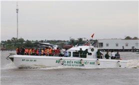 """Lực lượng Biên phòng ven biển: """"Phao cứu sinh"""" cho ngư dân trên biển"""