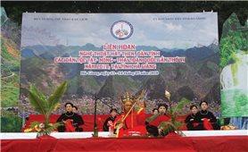 Hội lẩu Then Bjoóc mạ của dân tộc Tày- Hà Giang
