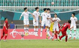 Dừng bước trước đương kim vô địch, Việt Nam tranh Huy chương Đồng