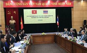 Việt - Thái hướng tới mục tiêu kim ngạch 20 tỷ USD