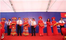 Khai trương cặp cửa khẩu giữa Lạng Sơn-Khu tự trị dân tộc Choang Quảng Tây, Trung Quốc