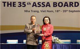 Hội nghị ASSA 35: Lấy người dân làm trung tâm