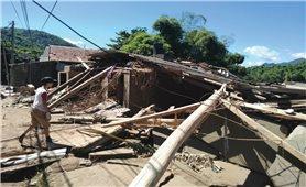 Quan hóa (Thanh Hóa): Nhiều bất an trong mùa mưa bão