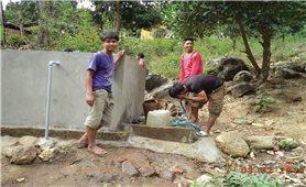Sống bên công trình nước sạch vẫn khát nước