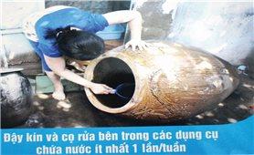 Khánh Hòa: Sốt xuất huyết diễn biến ngày càng khó lường