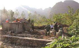 Cao Bằng: Tiêu chí xây dựng nông thôn mới ở các xã biên giới đạt thấp
