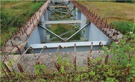 Như Xuân (thanh hóa): Cầu tiền tỷ xây giữa chừng rồi bỏ