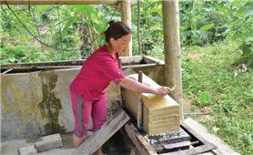 Kỹ thuật làm giấy bản của người Dao ở Thanh Sơn