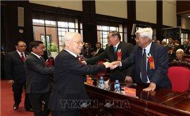 Tổng Bí thư dự Lễ kỷ niệm 70 năm Ngày truyền thống ngành Kiểm tra của Đảng