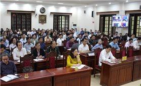 Đảng ủy cơ quan UBDT: Thông báo nhanh kết quả Hội nghị Ban Chấp hành Trung ương Đảng lần thứ 8, khóa XII
