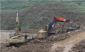 Nhiều khó khăn trong quản lý khai thác khoáng sản
