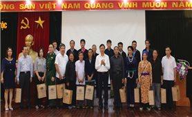 Ủy ban Dân tộc: Gặp mặt Đoàn đại biểu Người có uy tín tỉnh Hà Giang và cán bộ cơ sở các xã tỉnh Điện Biên