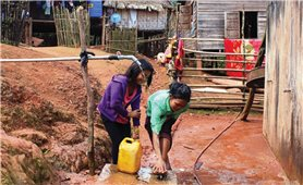 Khu vực miền núi tỉnh Quảng Bình: Nhiều thách thức trong thực hiện mục tiêu cấp nước sinh hoạt