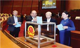 """Kỳ họp thứ 6, Quốc hội khóa XIV: Hoàn thành nội dung giám sát đặc biệt quan trọng """"lấy phiếu tín nhiệm"""""""