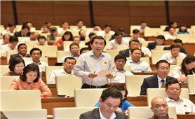 Kỳ họp thứ 6, Quốc hội khóa XIV: Thảo luận về tình hình kinh tế-xã hội