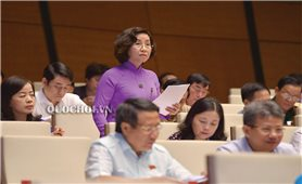 Kỳ họp thứ 6, Quốc hội khóa XIV: Nâng cao hiệu quả bố trí, sử dụng ngân sách
