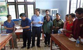 Ủy ban Dân tộc: Nắm bắt tình hình thực hiện chính sách dân tộc ở Quảng Ngãi