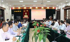 Bộ trưởng, Chủ nhiệm Đỗ Văn Chiến: Các vụ, đơn vị cần tập trung cao độ vào các nhiệm vụ cuối năm