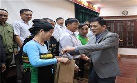 Ủy ban Dân tộc Gặp mặt Đoàn đại biểu Người có uy tín tỉnh Thanh Hóa